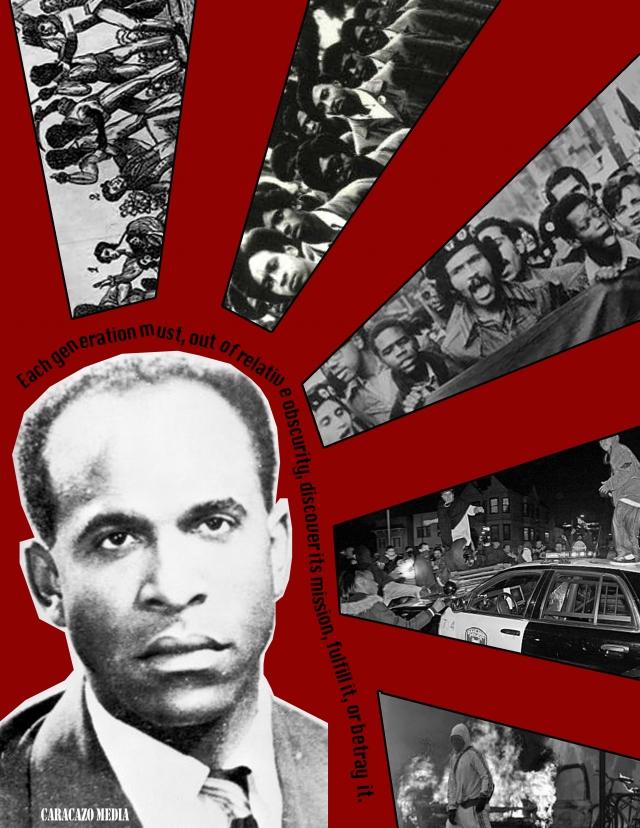 Appel à soutien financier pour le documentaire « Fanon hier, Fanon aujourd'hui : Regards croisés » de Hassane Mezine