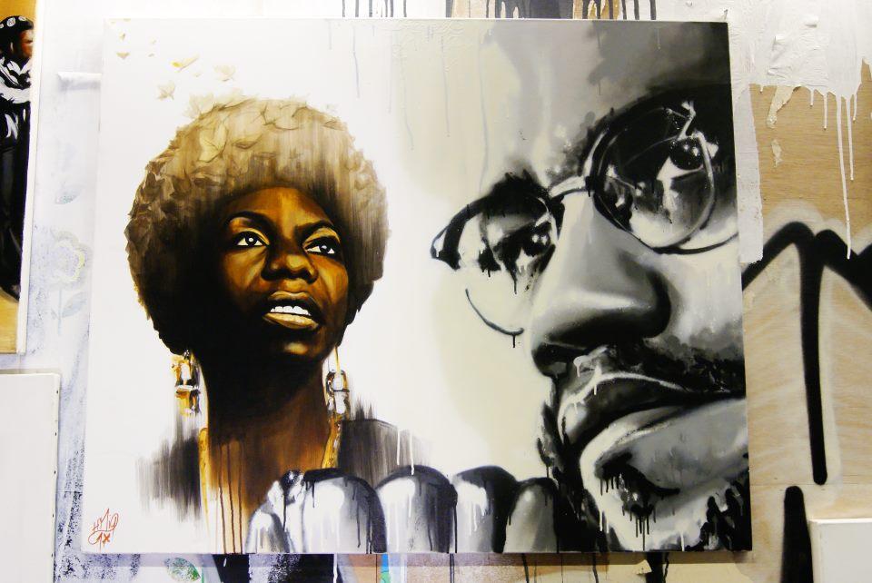 Malcolm X et le problème de la violence