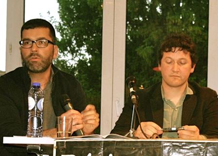 Manuel Abramowicz et Julien Maquestiau