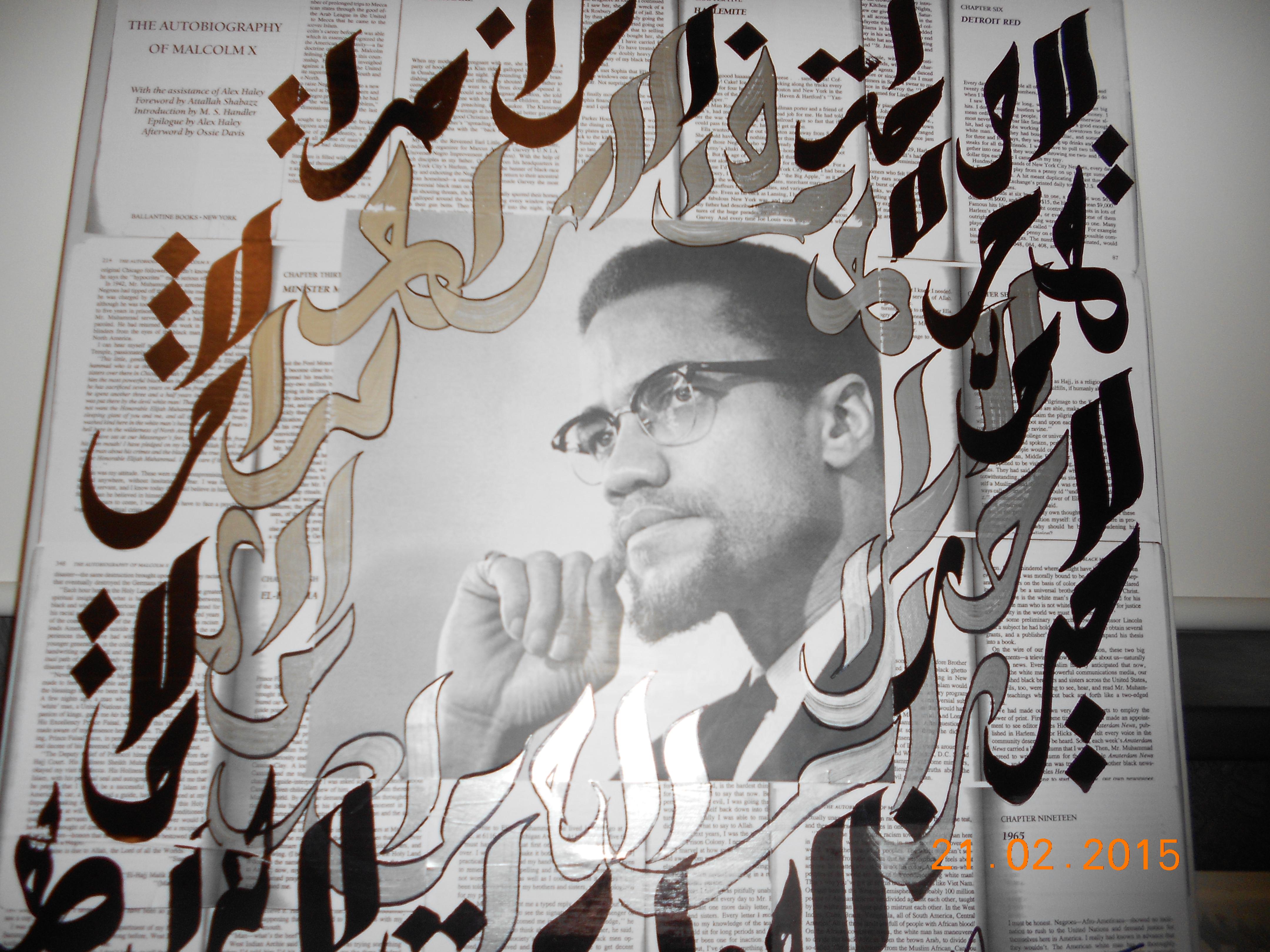 Africa Unite ! Hommage à Malcolm X ( Vidéo )
