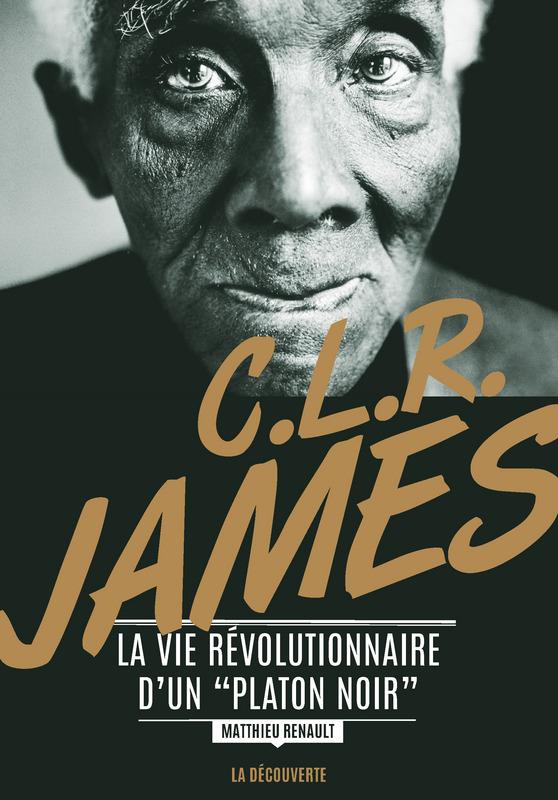 Portrait de C.L.R. James par Matthieu Renault