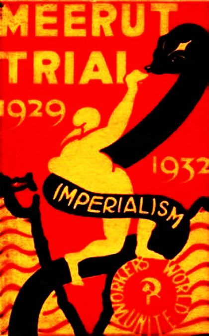 la Ligue contre l'Impérialisme et le Comintern à Bruxelles