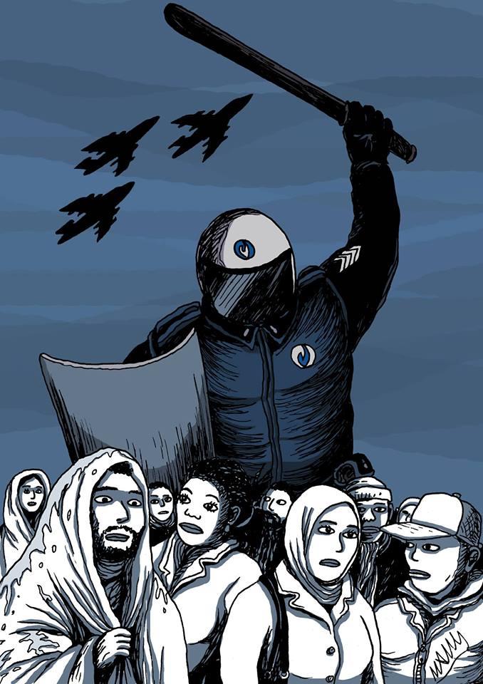 La lutte contre le terrorisme et la fabrique de populations indéfendables.
