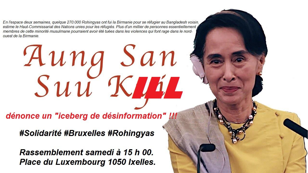 Le génocide du peuple Rohingya