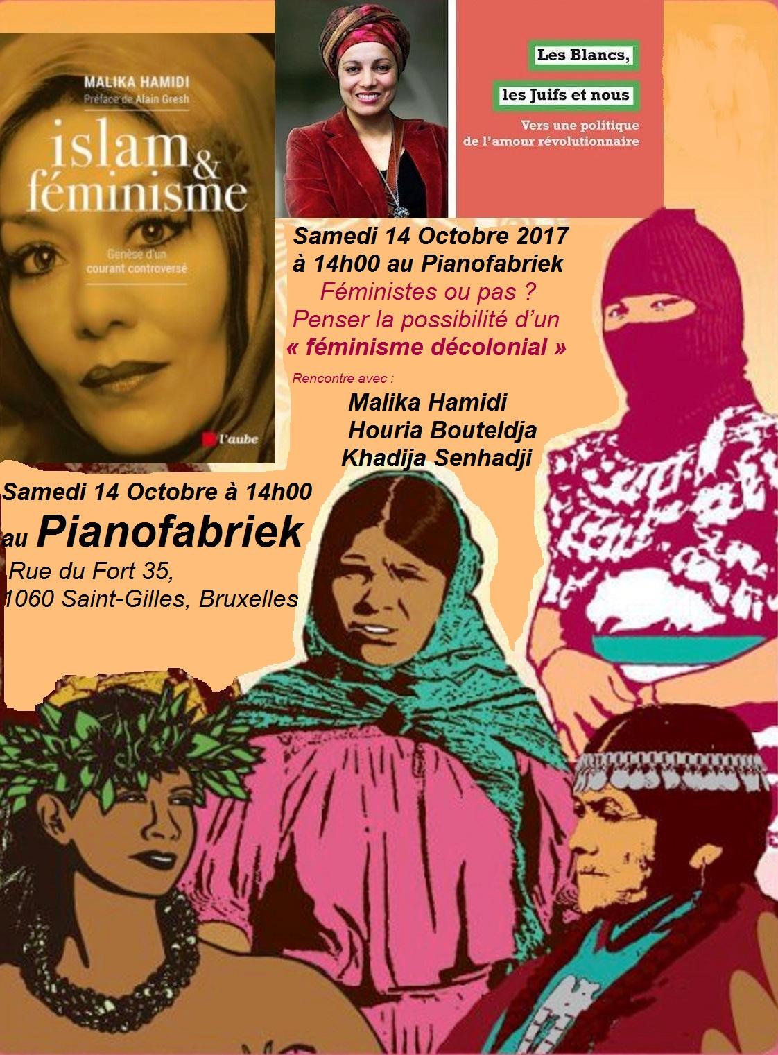 Vidéo : Féministes ou pas ? Penser la possibilité d'un « féminisme décolonial »