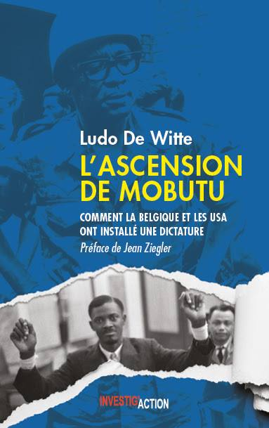 Publication « L'ascension de Mobutu »