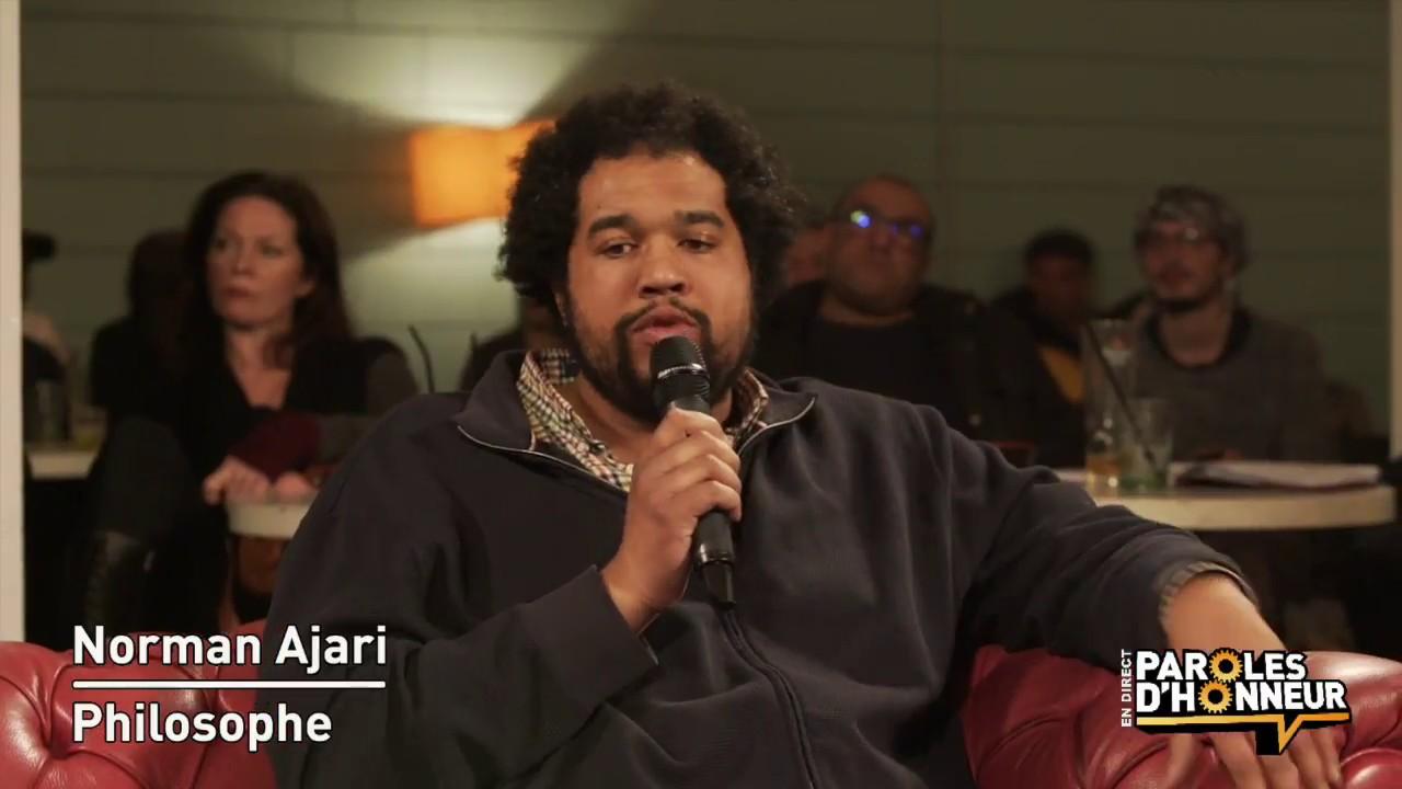 Rencontre avec Norman Ajari,  «Dignité et mort sociale noires. Du navire négrier à Damso».