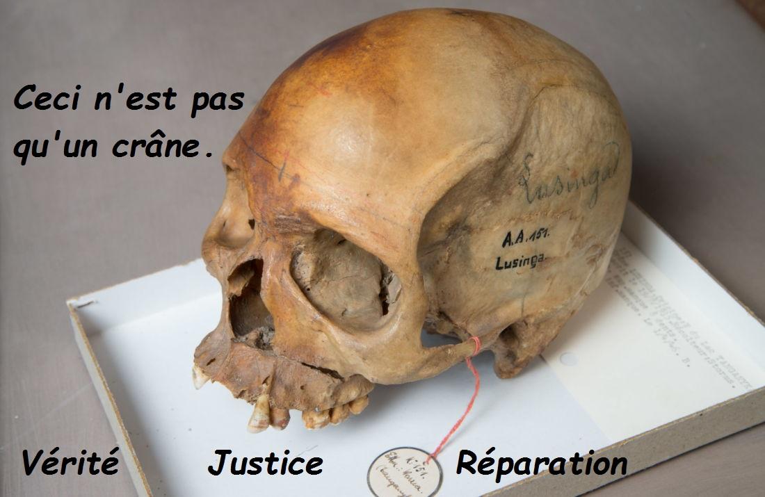 la Belgique est à la traîne sur la restitution des trésors coloniaux