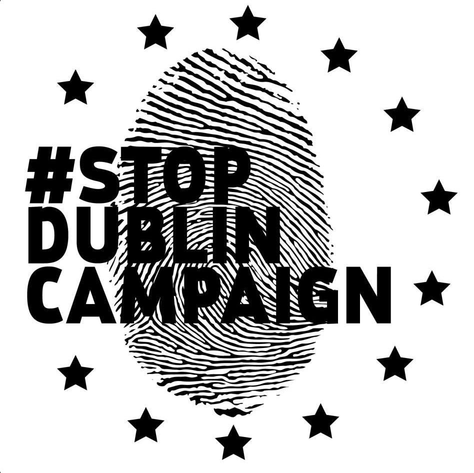 Sauvons le droit d'asile STOP DUBLIN
