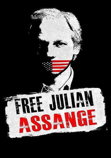 Julian Assange a raison, c'est la liberté de la presse qui est en jeu dans son histoire