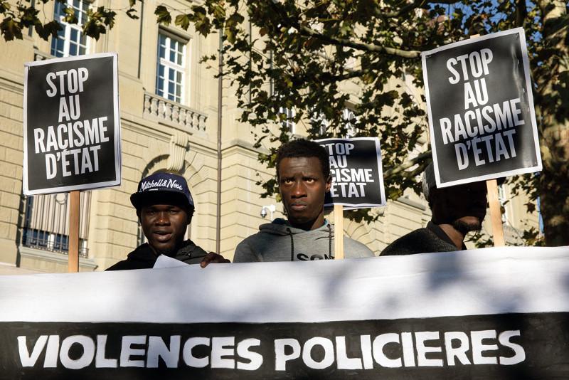Du racisme juridique au racisme d'État